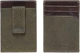Johnston & Murphy Front Pocket Wallet/Money Clip