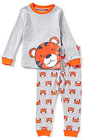Little Me Baby Boys 12-24 Months 2-Piece Tiger Pajama Set