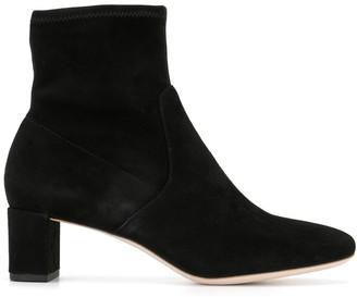Loeffler Randall Cynthia mid-heel ankle boots