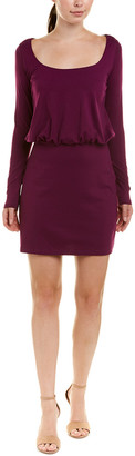 Susana Monaco Blouson Dress