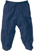 Baby Soy O Soy Footie Pants - Indigo-6-12 Months