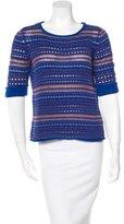 Etro Striped Knit Sweater