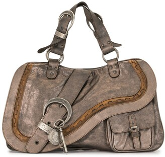 Christian Dior pre-owned Gaucho tote