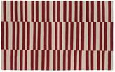 Kaleen Nomad Stripes Reversible Wool Rug