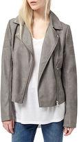 Miss Selfridge Leatherette Moto Jacket