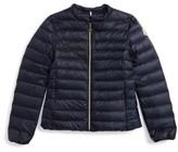 Moncler Kid's Ambrine Water Resistant Down Jacket