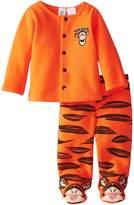 Disney Tigger Baby Boys Newborn 2-Piece Jacket Set, 3-6 Months