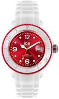 Ice Watch Ice-Watch - 013820 - ICE white - White Red - Medium