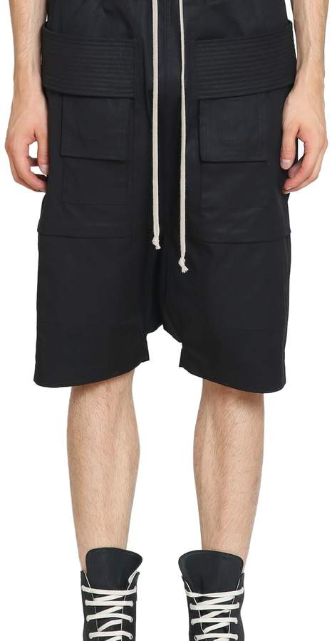 Drkshdw Cotton Cargo Shorts