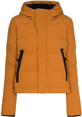 TEMPLA 20K short puffer jacket