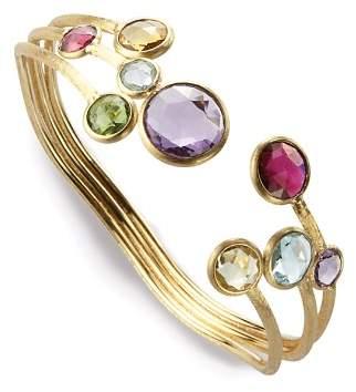 "Marco Bicego 18K Yellow Gold ""Jaipur"" 3 Row Bracelet"