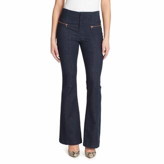 Skinnygirl Women's Plus Size The High Rise Jean
