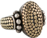 John Hardy Two-Tone Dot Ring