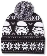 Star Wars Stormtrooper Beanie - Black/White One Size