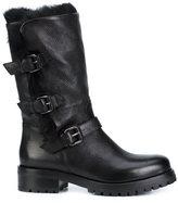 Sartore knee high boots