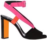 Pierre Hardy V Linea sandals, 10cm heel