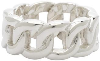Hatton Labs Silver Cuban Ring