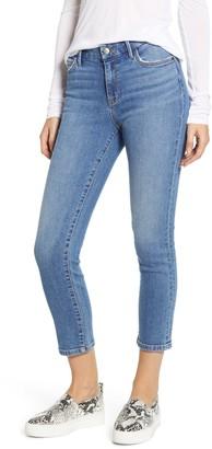 Sam Edelman The Kitten Crop Straight Leg Jeans