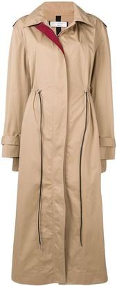 Victoria Beckham Oversized Trench Coat