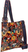 Hadaki Coated Scoop Sling Shoulder Bag,