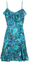 La Perla Petal Storm beach dress