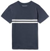 Mollusk - Striped Cotton-Jersey T-Shirt