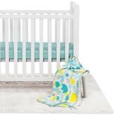 Babyletto Tulip Garden 4-Piece Mini Crib Set