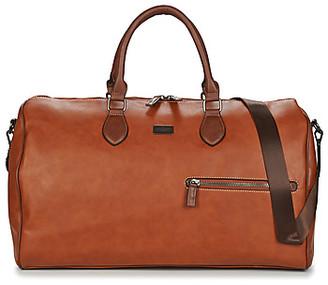 David Jones CM5148-COGNAC women's Travel bag in Brown