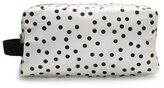 Dolce & Gabbana Polka-dot print make-up bag