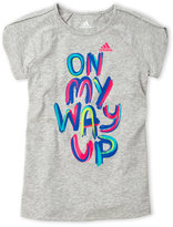 adidas Girls 7-16) On My Way Up Tee