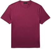 Prada Stretch-Cotton Jersey T-Shirt
