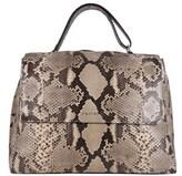 Orciani Women's Beige Shoulder Bag.