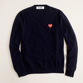 Comme des Garcons PLAY V-neck sweater