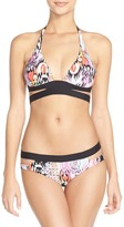 Seafolly Beach Split Band Bikini Bottom