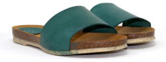 Jonny's Turquoise Ladies Mules - 36