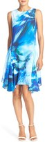 Julia Jordan Women's Georgette Trapeze Dress