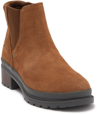 The Original Muck Boot Company Suede Liberty Chelsea Boot
