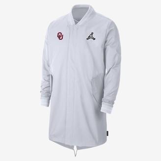 Nike Men's Jacket Jordan College Player (Oklahoma)