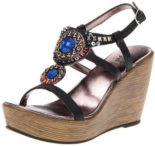 Yellow Box Women's Kady Wedge Sandal