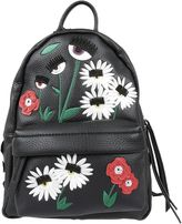 Chiara Ferragni Floral Patch Backpack