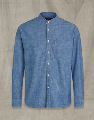 Belstaff BRIDGE SHIRT Blue