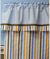 Bacati Modern Sports Stripes Curtain Panel