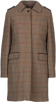 Barbour Overcoats