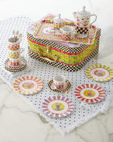 Mackenzie Childs MacKenzie-Childs Tea Party Tea Set