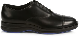 Harry's of London Profit Cap Toe Leather Dress Shoes