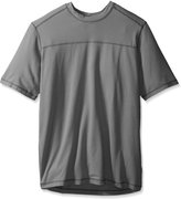 G.H. Bass Men's Big-Tall Short Sleeve Explorer Second Skin Tee