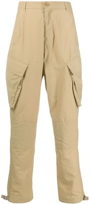 Givenchy Cargo Cotton Trousers