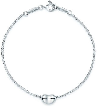 Tiffany & Co. Elsa Peretti Bean Design bracelet in sterling silver