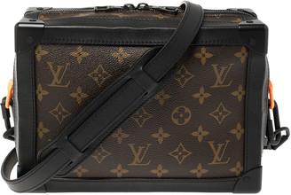Louis Vuitton Monogram Canvas Soft Trunk Bag