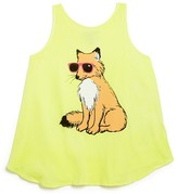 Wildfox Couture Girls' Desert Fox Tank - Sizes 7-14